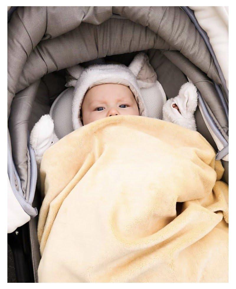 Odejica za dojenčke - GOLDEN-769