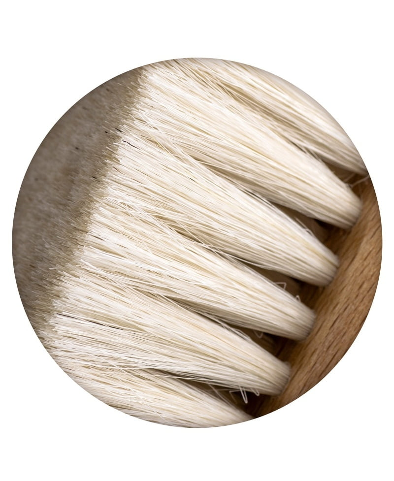 Otroška krtača iz naravnih kozjih dlak-821