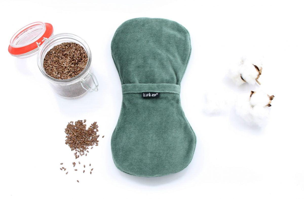 Grelec za krče KipKep Wooler - Calming green-835