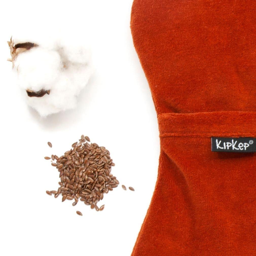 Grelec za krče KipKep Wooler - Rusty Spice-961