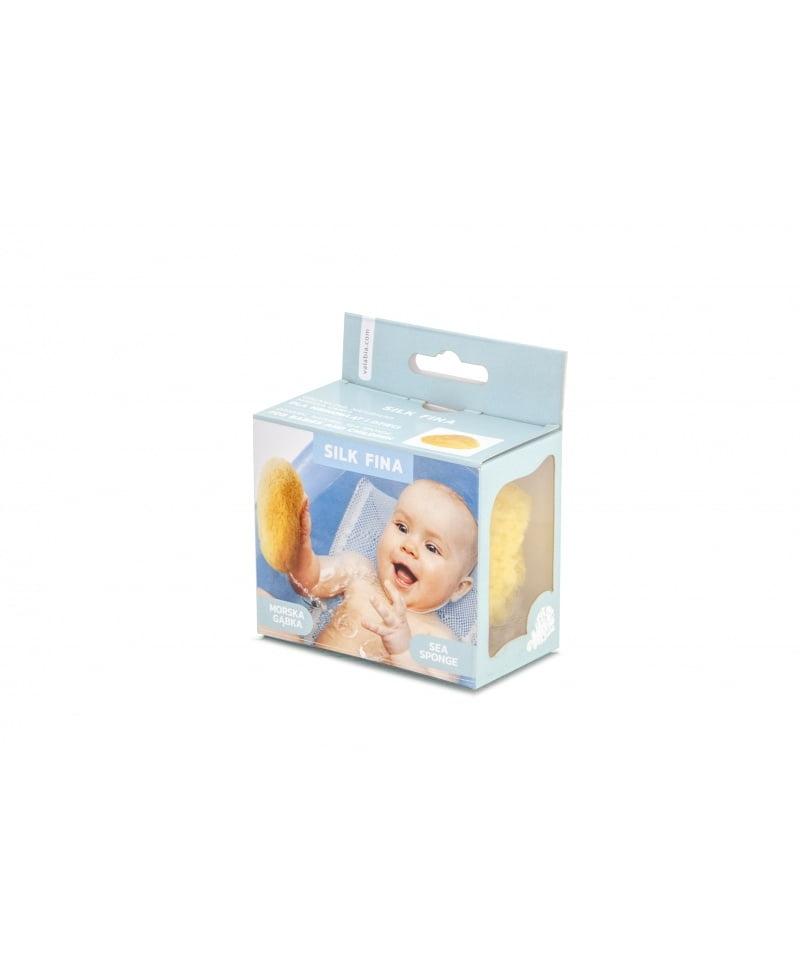 Naravna morska goba za dojenčke-1230