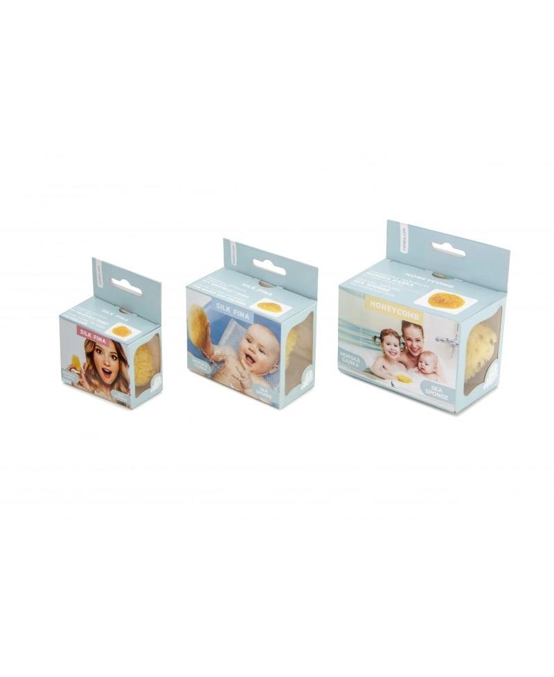 Naravna morska goba za dojenčke-1234