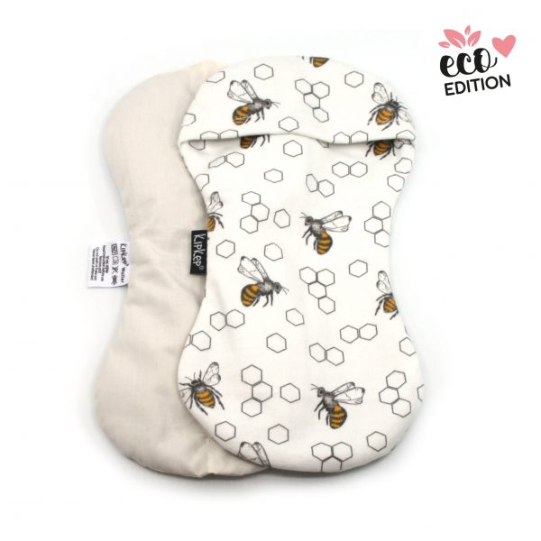 ECO grelec za krče KipKep Wooler - Bee special edition-0