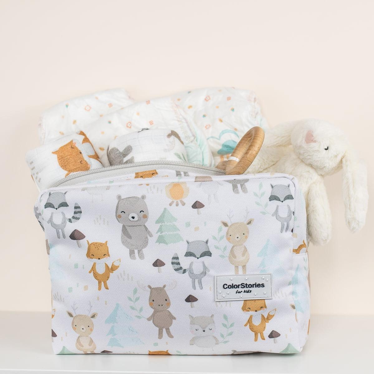 Toaletna torbica L - WOODLAND-1351