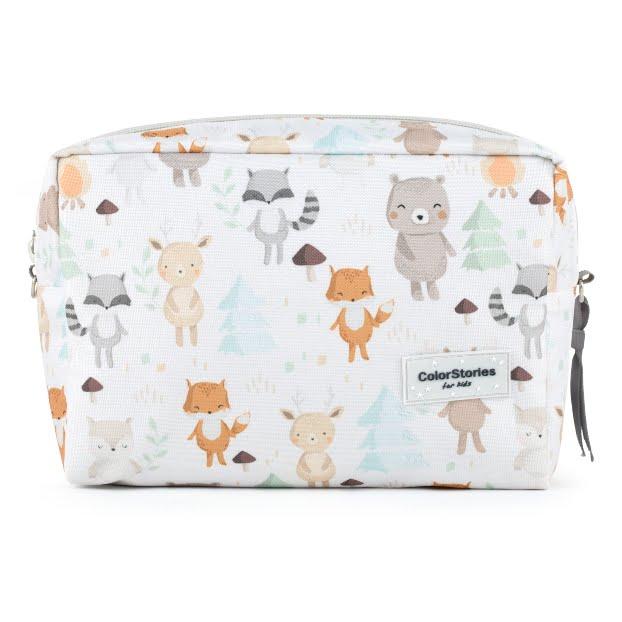 Toaletna torbica L - WOODLAND-0