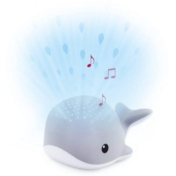 Glasbeni projektor kit Wally - siv-0