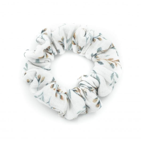 MOMMY SCRUNCHIES - Blue branches-0