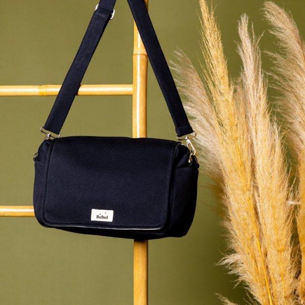 Previjalna torba MINI JERSEY Black-1976