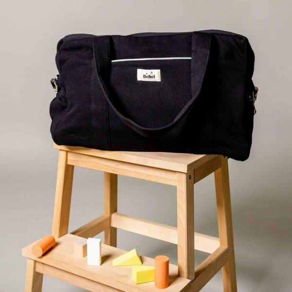 Previjalna torba JERSEY 24H Black-1967